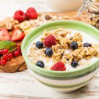 Gesundes Frühstück - jeden Morgen